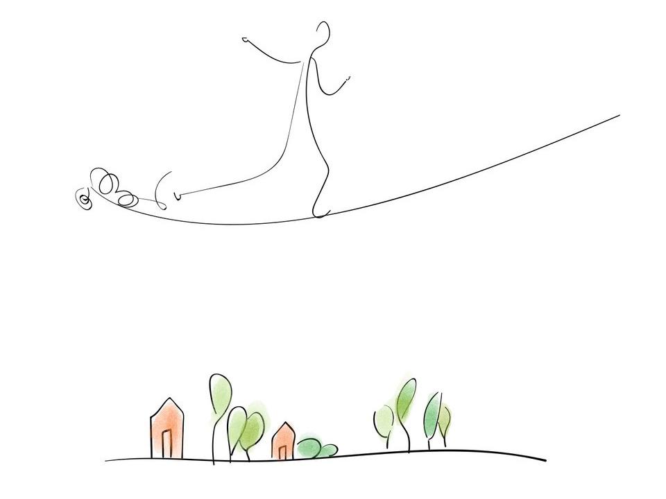 illustration-stabilite-equilibre-dans-sa-vie-accord-present